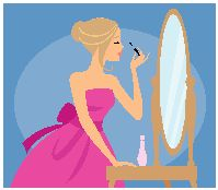 woman-and-mirror