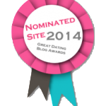 Leather & Lace Advice nominated: Great Dating Blog Award 2014