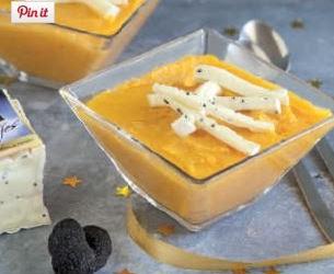 pumpkin & cheese